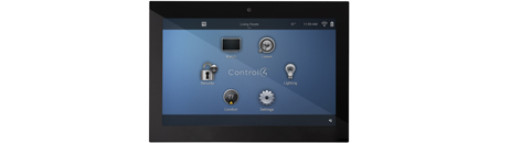 Control 4 touch screen