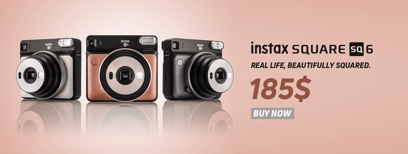 Buy Instax Square SQ 6 - Antaki Group