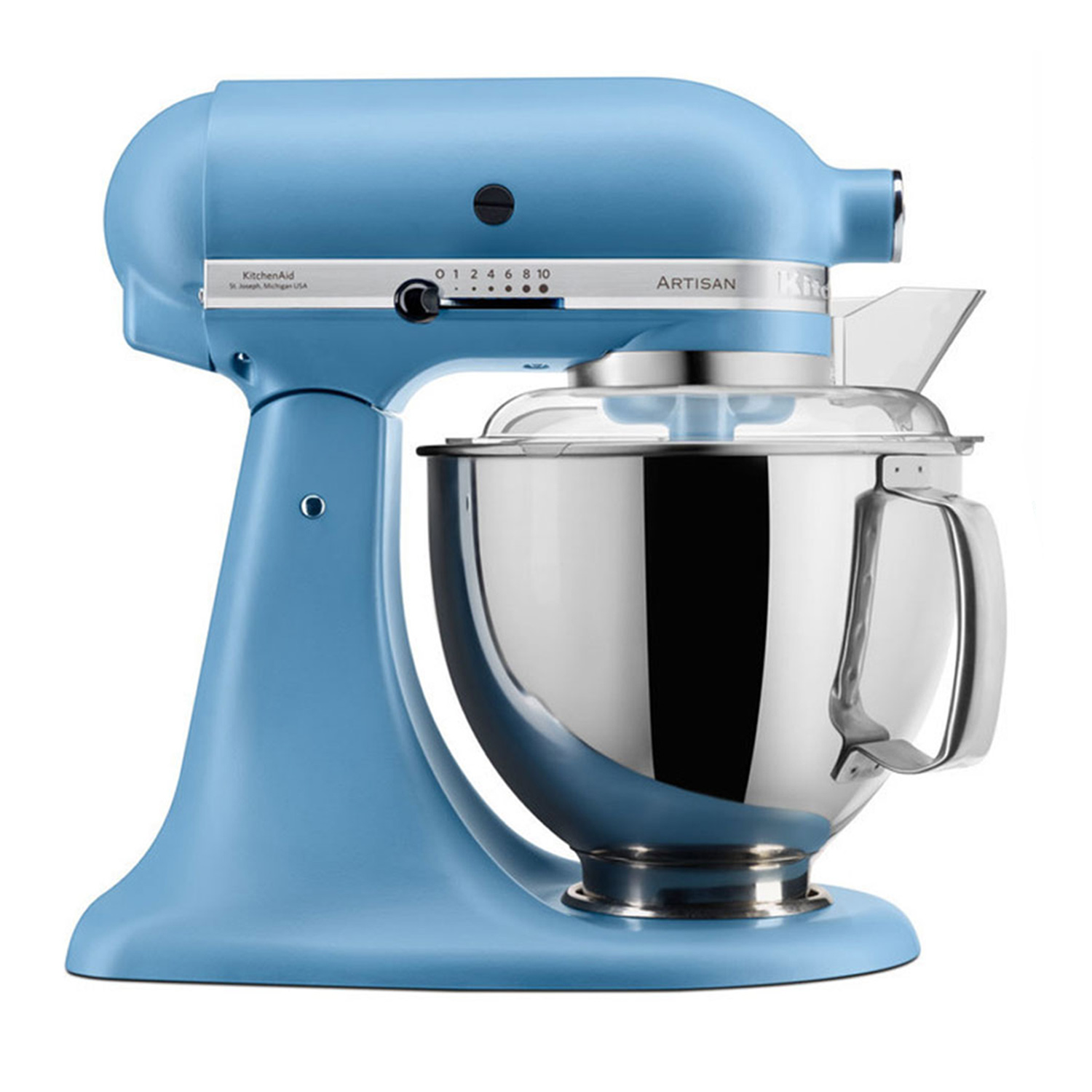 Kitchenaid Artisan Tilt Head Stand Mixer With Pouring