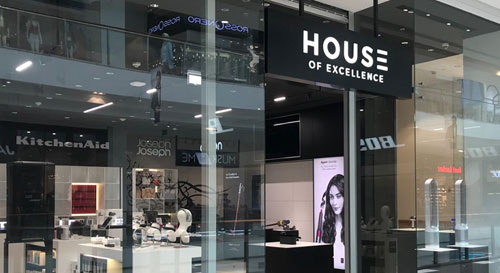 House of Excellence store opening replacing our Bose store at Beirut City Center Level 1