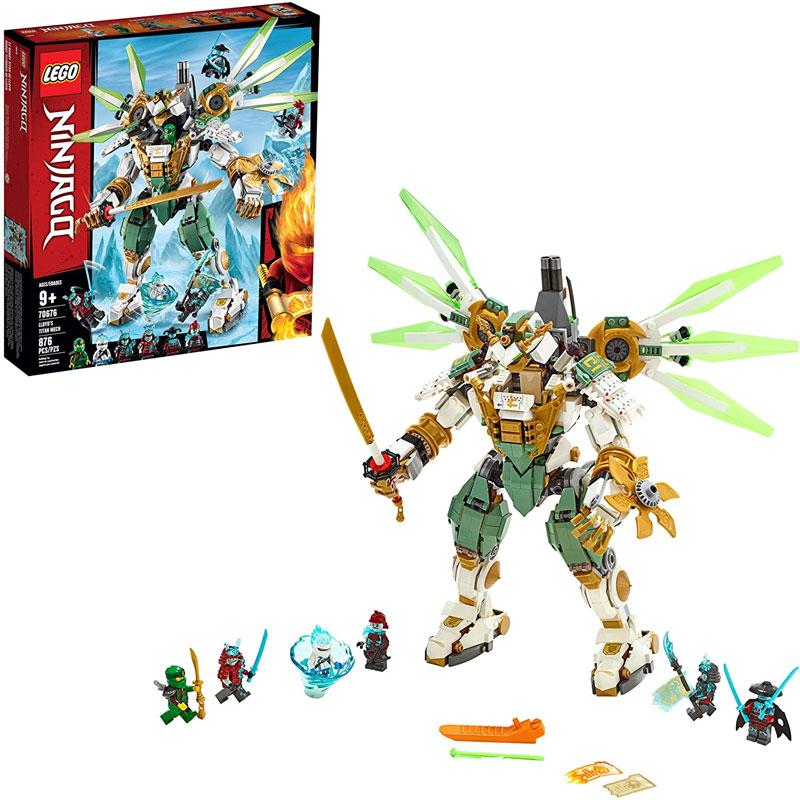 LEGO NINJAGO Lloyd's Titan Mech - Antaki Group - House of ...